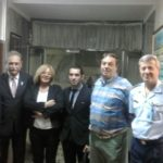 02-05-2017 Visita Edificio Condor Brigadrier Jose Javier Videla - Comodoro Juan Jose Soto y Susana Elena Lujan 3