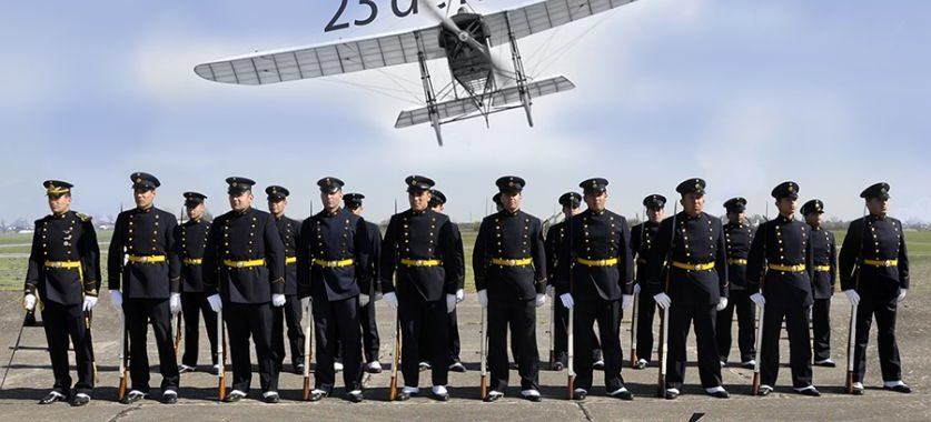23-05-2017 Dia del Soldado Aeronautico Homenaje a Teodoro Fels